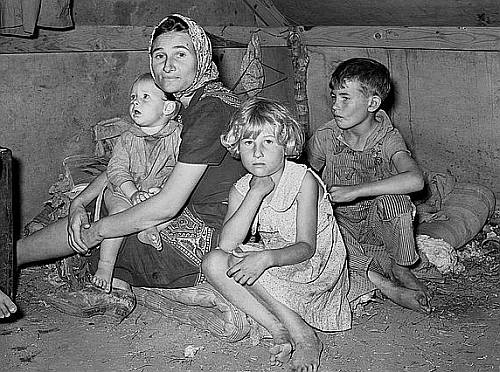 women during the great depression women in the 30\u0027s